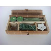 Amora Artificial Chinese Incense Gift Sets Scented Tea Lights Candles Manufactures