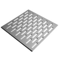 Buy cheap Customized Small Powder Coated Perforated Metal Sheet Round Hole Punching Hole from wholesalers