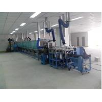 China The pocket plate battery automatic production line,nickel-iron(Ni Fe)secondary cell assemble line on sale