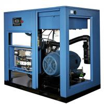 Durable Permanent Magnet Screw Compressor / Industrial 125 Hp Air Compressor Manufactures