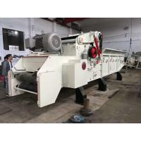 China Low Price comprehensive crusher waste wood bark bale straw crusher horizontal grinder/hammer mill on sale