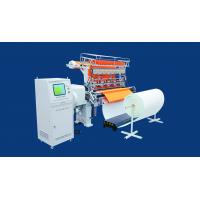 China High Speed Industrial Quilting Machine For Baby Duvets, X - Axis Movement 203.2mm on sale