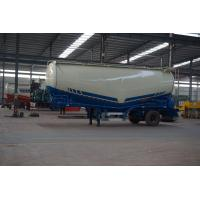 Dry Bulk Tank Trailers For Sale,Cement Trailer | Bulk Trailer | 30-60 cbm bulk cement trailer for sale Manufactures