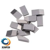Wood Cutting Tungsten Carbide Cutting Tips Hard Metal Material Chemical Resistance Manufactures