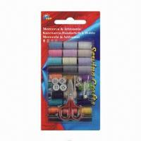 Sewing Kit with Sewing Thread and Button Manufactures