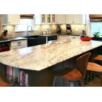 180cm 200cm Kitchen Marble Stone Countertops River White Polishing Stone Countertops Manufactures
