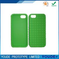 Rapid Rubber Prototyping Service Machining Protect Case For Mobiephone Manufactures