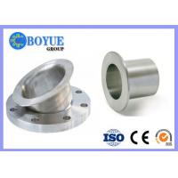 China 4 Inch SCH XXS Lap Joint Flange , Alloy Steel Flanges For Chemical Plant on sale