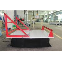 China 100kg Payload Mechanical Shaker Table , Transportation Simulators For Package Test on sale