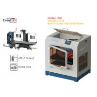 Stable CreatBot 3D Printer / High Resolution 3d Printer Fused Deposition Modeling Manufactures