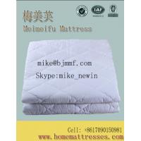 China Best Selling Polyester Shell Bed Mattress Protector Cover on sale