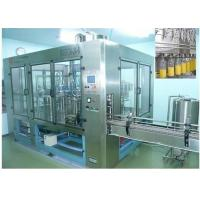 Industrial Orange And Apple Juice Concentrate Machine Production Line For Hot