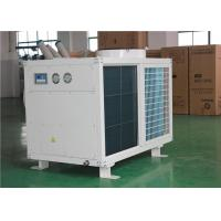 5 Ton Portable Spot Coolers High Efficiency , 380v 50hz Industrial Air Conditioner Manufactures