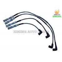 High Flexibility Connector Auto Spark Plug Wires For VW Audi Skoda Seat Manufactures
