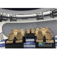 Customized Dome 5D Cinema Theater For Science Museum 200 Seats Manufactures