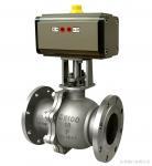 pneumatic actuator ball valve Manufactures