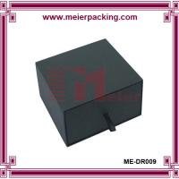 simple plain slide out jewelry box jewelry gift boxes manufactory ME-DR009 Manufactures