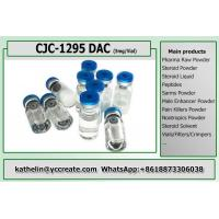 Injectable Hormone Peptides CJC-1295 Dac GHRN Powder CAS 863288-34-0 Manufactures