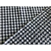 Nice Price 100% COTTON Seersucker  Fabric Yarn Dyed 2017 NEW ARRIVAL Fabrics For dress/shirt/clothes Manufactures