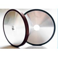Cemented Carbide Resin Bond Diamond Wheels Fast Cutting High Strength Strong Abrasive Manufactures