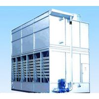 Professional Evaporative Condenser Refrigeration Air Conditioning System , 4-7.5kw Axial Fan Power Manufactures
