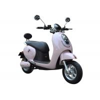 45km / H Electric Motorcycle Scooter Environmental Friendly 105 Container Qty Manufactures