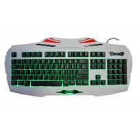 Portable Gaming Computer Keyboard Anti Ghosting 19 Keys 1.5M USB Cable Manufactures