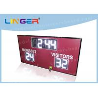 12inch 300mm Digits in White Color Led Electronic Scoreboard for American Markets Manufactures