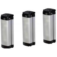 High Capacity Lithium Ion Battery Pack  24V/10Ah Electric Bicycle Applied With Aluminum Casing Manufactures