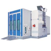 Popular Baking Room Paint Spray Booth (SSB80) Manufactures