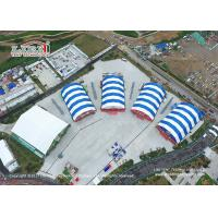 50x100m Aluminum Polygon Tents Outdoor Exhibition Tents For Event Manufactures