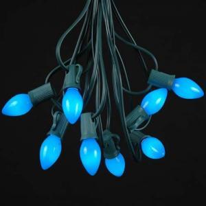 C9 retrofit bulbs to C9 stringer Christmas Lights indoor & outdoor Led C7/C9 light string Manufactures