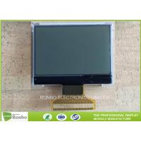 Customized  COG FSTN 128 X 64 Graphic Lcd Display With 8 Bit MCU Interface Manufactures