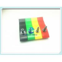 Buy cheap Child / Pediatric Limb Clamp Electrodes , Plastic Ecg Limb Clamps With Screw from wholesalers