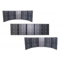 China Light Weight Foldable Solar Charger , Bendable 100 Watt Suitcase Solar Panel on sale