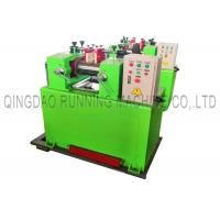 China 6 Inch Two Roll Mixing Mill Machine Rubber Compound Mixing Machine 1-2kg Capacity Per Batch on sale