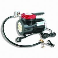 China AC Mini Inflation Air Compressor for Charging Balls, Cars and Bikes on sale