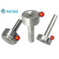 S45C Materials Injection Mold Parts Sprue Bushs A B C Type For Plastic Injection Manufactures