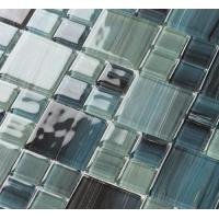 Buy cheap New Best Selling Atpalas Sourttain Glass Mosaic Tile AGL7033 from wholesalers