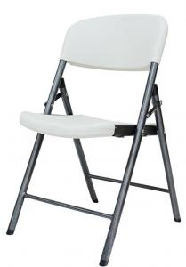 China Indoor High Strength Molding Plastic Folding Chair on sale