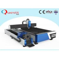 Easy Maintenance CNC Metal Laser Cutting Machine 1000W With Humanization Design System Manufactures