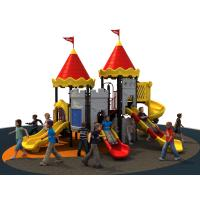 Outdoor Commercial Playground Equipment , Garden Play Equipment For Children Manufactures