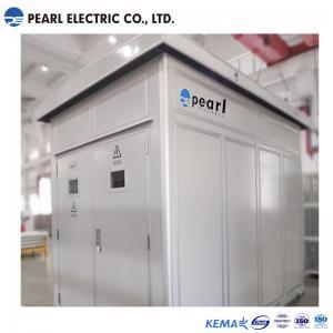 China Epoxy Resin Insulation Prefabricated Substations High Environmental Adaptability on sale