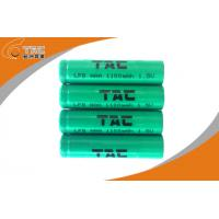 Primary Lithium Iron Battery AA R6 1.5V for GPS and high-speed for toy car