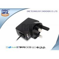 UK Plug GME Power Adapter AC DC Adaptor 6v Low Ripple Light Weight Manufactures