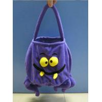 12inch Purple Halloween Gift Bag Stuffed Plush Toys For Halloween Party Manufactures