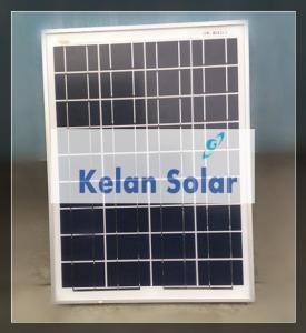 OEM Polycrystalline And Monocrystalline Solar Panels 20W Easy Mounting