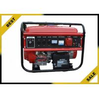 Forced Four Stroke Gasoline Electric Generator 6.5 Horsepower Construction Used Manufactures