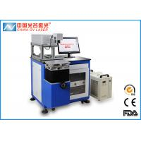 0.8m/s Response Time UV Laser Marking Machine for Electronic Components Manufactures