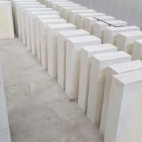 Quality Refractory Material Fused Cast AZS Bricks Fire Bricks For Sodium Silicate Furnace for sale